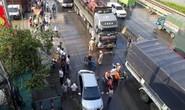 Tai nạn liên hoàn giữa 5 ôtô, phá cabin bẹp dúm cứu tài xế trọng thương