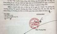 Nhiều cán bộ Sở TN-MT Thanh Hóa mất ghế sau rà soát