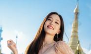 Á hậu Phương Nga dẫn đầu bình chọn tại Miss Grand International 2018