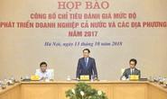 Lần đầu công bố chỉ tiêu đo sức khỏe của doanh nghiệp Việt Nam