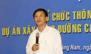 Đường cao tốc Đà Nẵng - Quảng Ngãi đầy ổ gà: Tổng Giám đốc VEC nói gì?