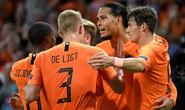 Địa chấn Nations League, lốc da cam Hà Lan cuốn phăng xe tăng Đức