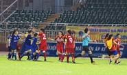 Đạo đức sân cỏ xuống cấp nhìn từ vụ hỗn chiến bóng đá nữ