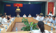 Chủ tịch UBND TP HCM đang tiếp khoảng 30 hộ dân Thủ Thiêm