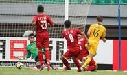 U19 Việt Nam thua Úc vì không dám chơi đôi công