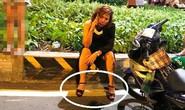 Chiếc giầy cao gót hại nữ lái xe BMW gây tai nạn kinh hoàng?