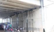 Tuyến cao tốc 34.500 tỉ đồng tiếp tục... lộ hư hỏng