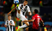 Juventus hạ gục Man United ngay tại Old Trafford