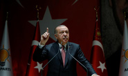 Tổng thống Thổ Nhĩ Kỳ ép Ả Rập Saudi tiết lộ kẻ chủ mưu giết nhà báo