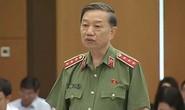 Bộ trưởng Tô Lâm trả lời về việc mở rộng điều tra tiêu cực thi THPT quốc gia 2018