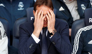 Real Madrid rối bời sau trận thua tan nát