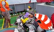 Rơi máy bay Indonesia: Phát hiện các phần thi thể