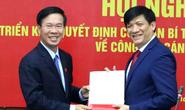 Ban Bí thư điều động, phân công Thứ trưởng Bộ Y tế Nguyễn Thanh Long