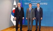 Vai trò lớn hơn của EU với Triều Tiên