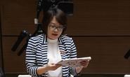 Đại biểu Phạm Thị Minh Hiền truy gắt vụ sinh viên bán dâm