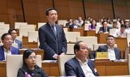 """Tân Bộ trưởng TT-TT Nguyễn Mạnh Hùng """"ra mắt"""" QH, trả lời về an ninh mạng, sim rác"""