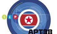 Tin tặc Triều Tiên tấn công nhằm cuỗm gần 1,1 tỉ USD