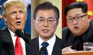 Bộ ba Kim - Moon - Trump: Ứng viên giải Nobel Hòa bình 2018