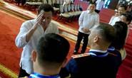 Ông Duterte bất ngờ đề cập bệnh ung thư