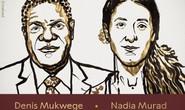 Nobel Hòa bình 2018 vinh danh chiến binh chống bạo lực tình dục