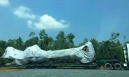 Bắt cây quái thú  lọt nhiều trạm CSGT miền Trung