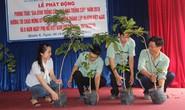 CNVC-LĐ hưởng ứng phong trào Gia đình trồng cây xanh