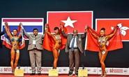 Thể hình Việt Nam giành HCV Giải vô địch châu Á