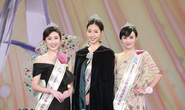Tân Hoa hậu châu Á bị chê bai nhan sắc