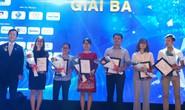 Báo Người Lao Động đoạt 2 giải báo chí viết về doanh nhân, doanh nghiệp
