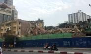 Vì sao dự án cải tạo chung cư cũ trên đất vàng ở Hà Nội chậm tiến độ?