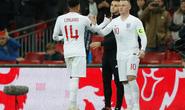 Rooney đá trận giã từ, tuyển Anh nhẹ nhàng thắng Mỹ