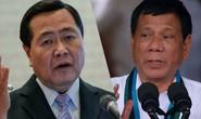 Tổng thống Philippines bị phản ứng vì tuyên bố Trung Quốc khống chế biển Đông