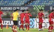 Clip: Làm quen sân Thuwunna, tuyển Việt Nam lại nhớ chiến thắng 2-1