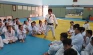 Cô gái vàng judo Cao Ngọc Phương Trinh tỏa sáng ở học đường