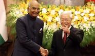 Việt Nam - Ấn Độ ký 4 văn kiện hợp tác