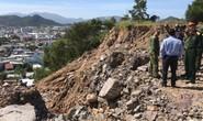 Đình chỉ dự án liên quan vụ lở đất gây chết người ở Nha Trang
