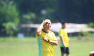 HLV Park Hang-seo hành xác đội hình phụ trong nắng nóng Myanmar