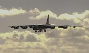 Mỹ đưa máy bay ném bom B-52 tới vùng nhạy cảm ở biển Đông