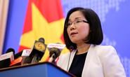 Việt Nam lên tiếng việc Philippines ký thỏa thuận thăm dò dầu khí với Trung Quốc