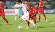 2 cầu thủ tuyển Việt Nam chắc chắn dự bị trận gặp Campuchia là ai?