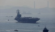 Mỹ không ngại Trung Quốc tăng cường sức mạnh hải quân