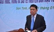 Chủ tịch huyện tự ý làm đường cho doanh nghiệp rớt chức Chủ tịch HĐND huyện