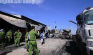 Vụ xe bồn làm cháy 19 nhà: Thiệt hại khoảng 10 tỉ đồng!