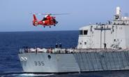 Canada tăng tuần tra hiện diện ở biển Đông