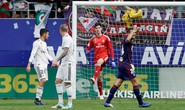 Giữa tâm bão doping, Real Madrid thua thảm ở Eibar