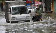 Sau bão số 9, Nam Bộ tiếp tục mưa to đến rất to