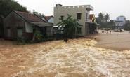Lũ quay lại, Phú Yên ngập nặng