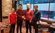 Lý Tiểu Long Hàn Quốc tinh thông 15 môn võ đến Việt Nam huấn luyện