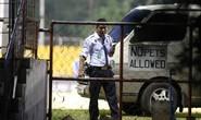 Thám thính tuyển Philippines: Tập kín, có cảnh sát vũ trang bảo vệ
