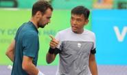 Hoàng Nam - Safiullin vuột ngôi vô địch đôi nam Vietnam F5